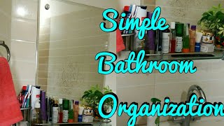 small Bathroom organization,small bathroom storage ideas,anvesha,s creativity