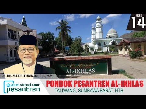 Tanya Jawab (Seri 1) - Virtual Tour Pesantren Pondok Pesantren Al Ikhlas Taliwang Sumbawa Barat, NTB