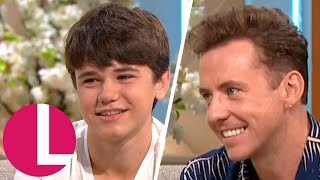 Danny Jones Reveals McFly&#39s Tom Fletcher Will Join Him at The Voice Kids Final  Lorraine