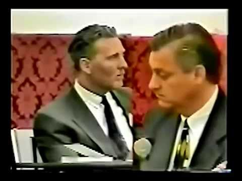 Oneness Vs  Trinity Debate  David Bernard and Gene Cook
