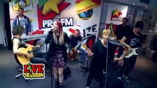 Red Blonde - G.L.A.S. | ProFM LIVE Session