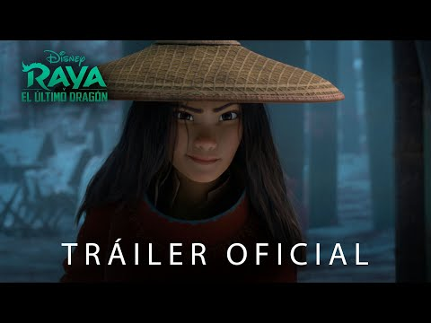 Raya y el Último Dragón | Nuevo tráiler oficial en español  | HD