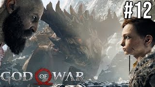 NAJLEPSZA WALKA ZE SMOKIEM - God of War 4 #12