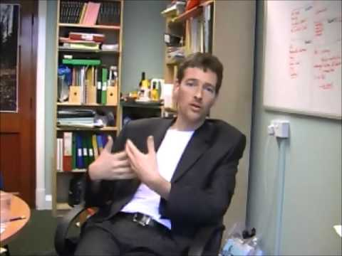 Sean Matthews discusses Lecturing in English Studies