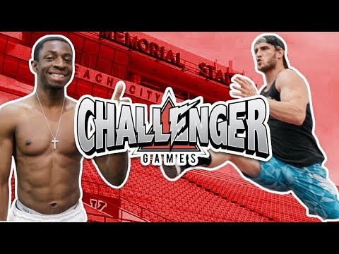 PROOF TBJZL WILL BEAT LOGAN PAUL IN THE 100M *$100,000 CHALLENGER GAMES*