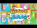Cartoon Song | music for kids