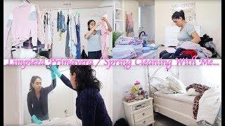 Motivate a Limpiar,  Tips de Organizacion /Spring Clean With ME...