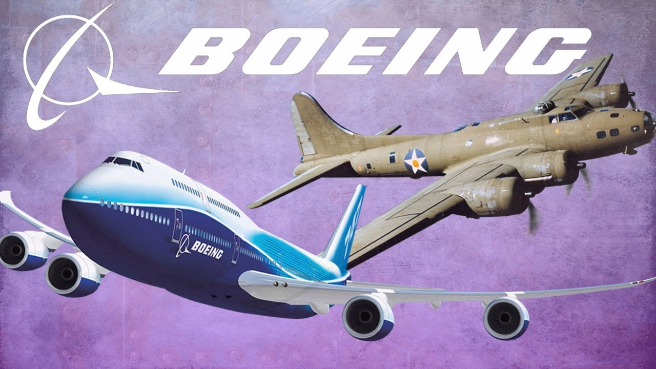 Image result for aviation giant boeing was founded in 1916