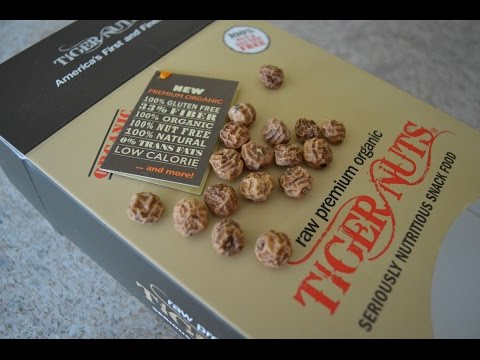 Whole Raw Premium Organic Tiger Nuts: What I Say About Food