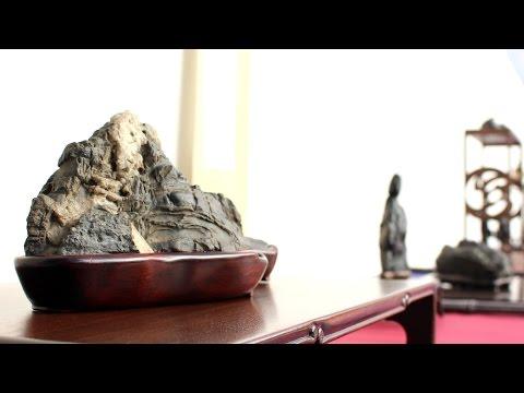 Suiseki, Japanese viewing stones