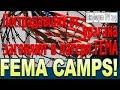 Пострадавших от урагана силой загоняют в лагеря FEMA!