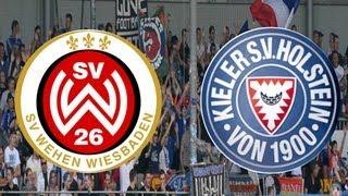 Wehen Wiesbaden - Holstein Kiel 1:1 [13.09.2013]