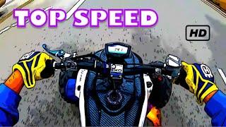 yamaha raptor 700 top speed test turbo turbocharged 700 motovlog