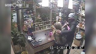 В Казани задержаны грабители цветочного магазина