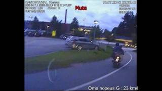 Takaa ajo Poliisi