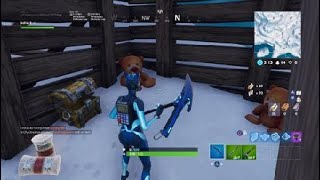 SECRET BATTLE STAR WEEK 5 SEASON 7 LOCATION! - HIDDEN BATTLE STAR - FORTNITE BATTLE ROYALE