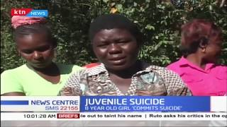 Residents in Lurambi still in shock as 8 year old commits suicide