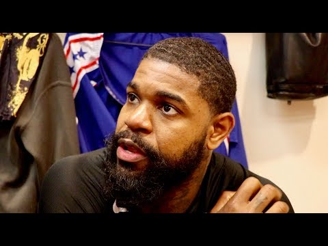 Toronto Will Always Be A Special Place For Amir Johnson