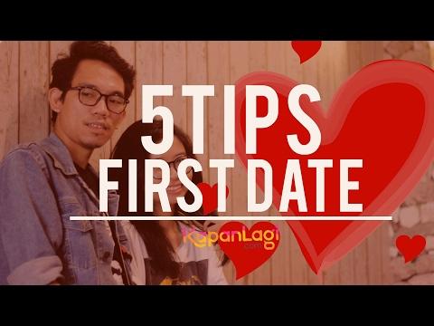 tips hari pertama dating