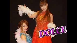 女性イリュージョンユニットDOLCE(ドルチェ)。 マジックボウイに所属。