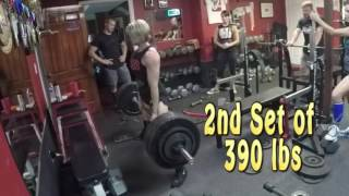 Deadlift Reflections: 417.5 with reflections on good form