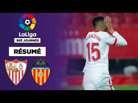 🇪🇸 Résumé : En-Nesyri sauve les espoirs de Séville contre Valence