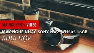 khui hop may nghe nhac sony nwz-wh505 16gb - wwwmainguyenvn