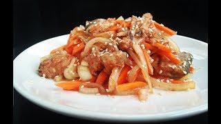 Хе из рыбы по-корейски.  Хе из леща с морковью. Маринованный лещ. Как приготовить леща.