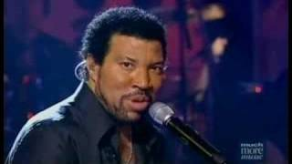 Lionel Richie The Commodores