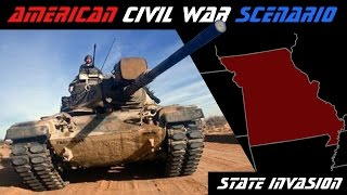 EAS Video - American Civil War II (Scenario A)