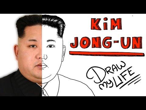 KIM JONG-UN   Draw My Life