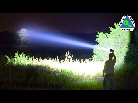 Acebeam K75  Super Thrower Flashlight