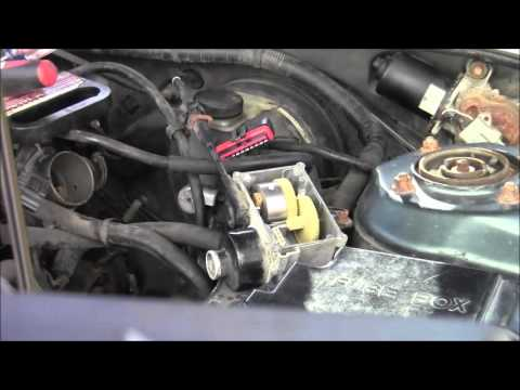 How to Get Inside a Cruise Control Module on Mazda 626