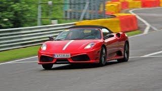 Ferrari Scuderia Spider 16M  Videos