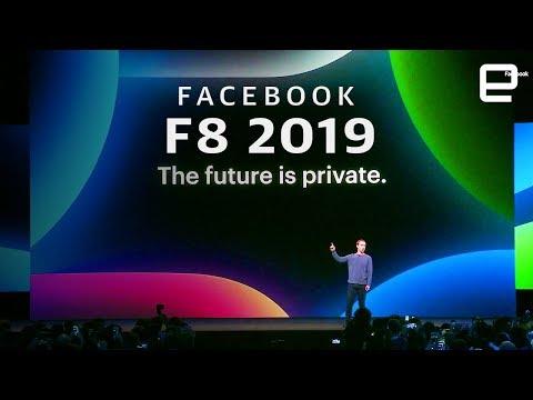 Facebook's F8 2019 keynote in 13 minutes