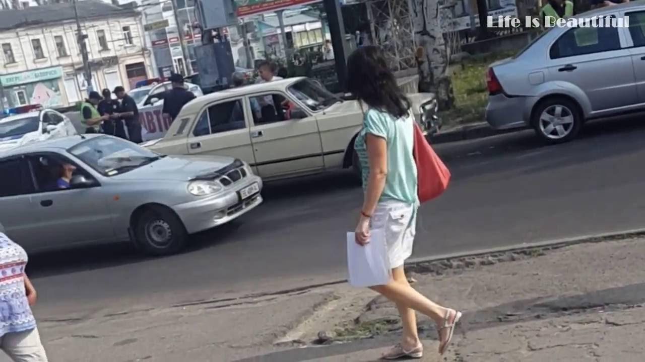 ДТП в Николаеве 18.07.2016