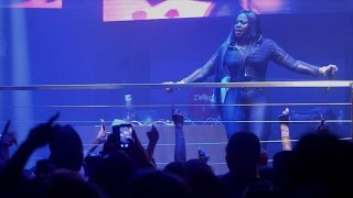 Remy Ma Takes Stage by Storm in New