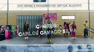 Mad Love    Sean Paul&David Guetta ft. Becky G    Zumba®Fitness    Choreo: Carlos Cavaco Silva