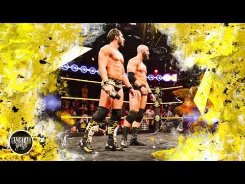 2016: Johnny Gargano & Tommaso Ciampa 1st & New WWE Theme Song -