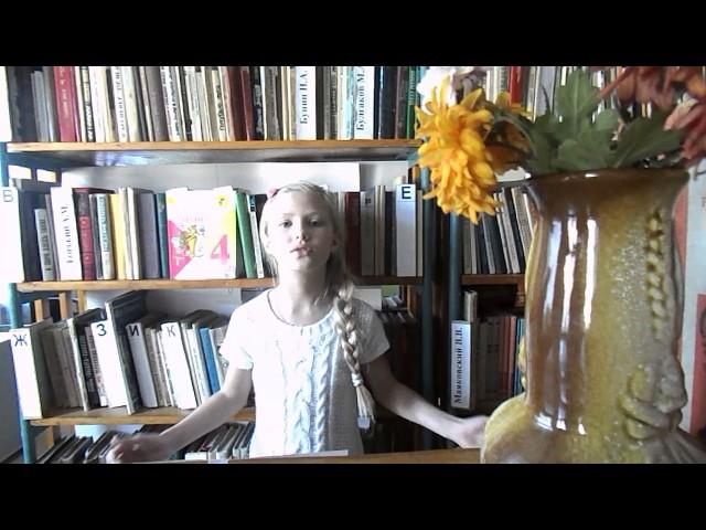 Изображение предпросмотра прочтения – ИринаГорчинская читает произведение «Листопад (Осенняя поэма)» И.А.Бунина