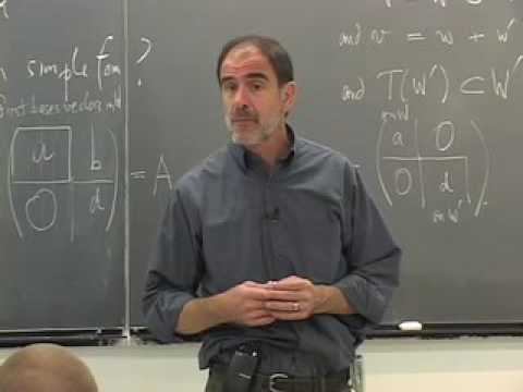 Abstract Algebra ~ Harvard ~ Lecture 12