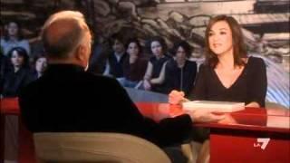 Le Invasioni Barbariche - Daria Bignardi Intervista Giorgio Faletti
