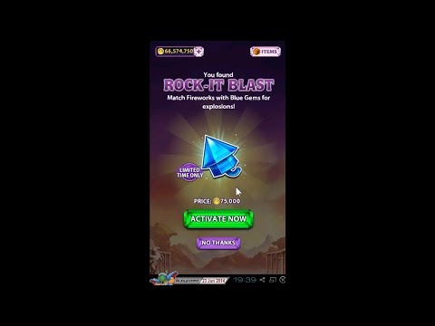 Bejeweled Blitz v1.5.2 (Android) - Rock-It Blast [720p]