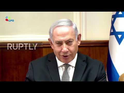 Israel: Netanyahu extols expedited move of US embassy to Jerusalem