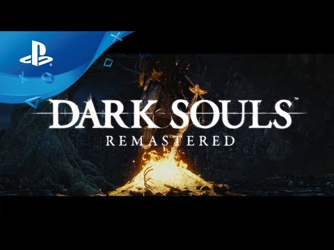 Dark Souls: Remastered - Announcement Trailer [PS4]