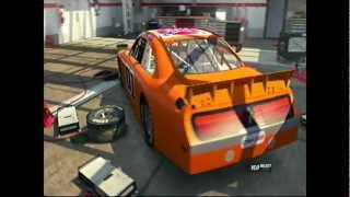 Making of the General Lee (NASCAR 2011 THE GAME)