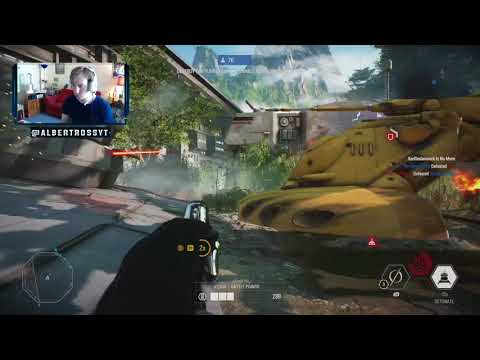 51 Captain Phasma killstreak Star Wars Battlefront: 2