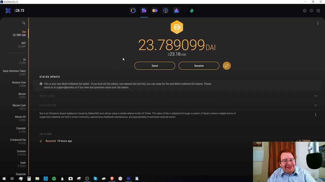 Exodus Crypto