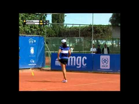 Lina Qostal - Moroccan player - Casablanca 25 000 $