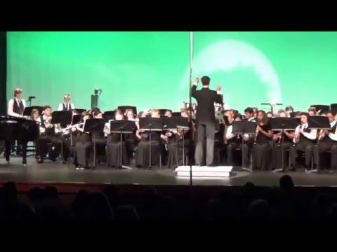 Cambridge High School Winter Concert 2015